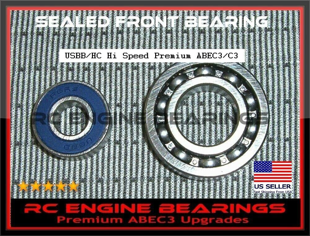 Os Engines Fs 61 Econo Power RC Engine Bearings