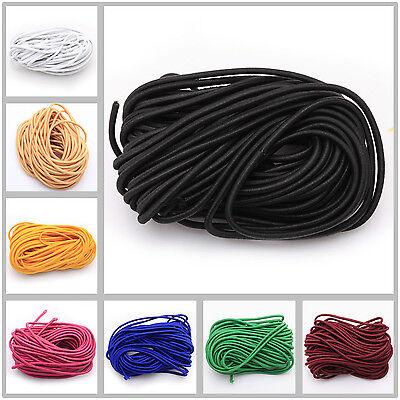 Attachement élastique de corde de choc de corde élastique de 10mm x 1m