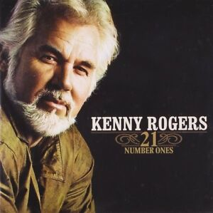 Kenny-Rogers-21-Number-Ones-NEW-CD-22-Tracks-Very-Best-Of-Greatest-Hits
