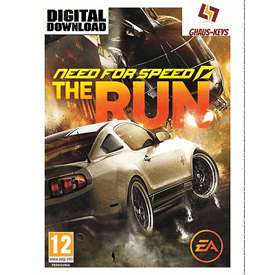 Need for Speed The Run EA Origin Pc Key Game Download Code Global