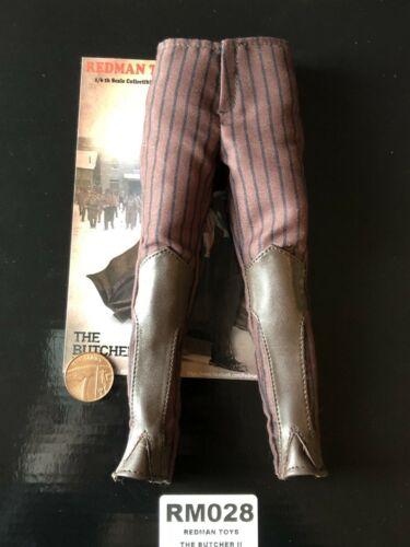 REDMAN Toys Gangs of New York Bill le boucher Pantalon Ample échelle 1//6th