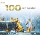 100 Best Baroque Music (CD, Aug-2006, EMI Classics)