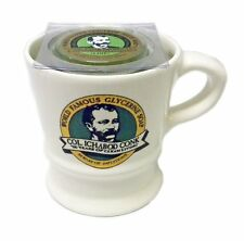 Colonel Ichabod Conk Ceramic Shaving Mug Legendary Portrait  #115