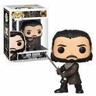 Funko Pop! Movies: Game of Thrones - Jon Snow (80) Figura Bobble Head