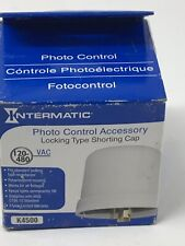 Intermatic K4536SS Locking Type Solid State Photo Control 105-305V 1000W 1800VA