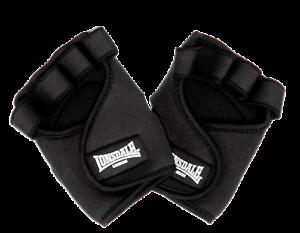 LONSDALE Weight Lifter Bodybuilder Neoprene Bodybuilding Gloves XL R642-20