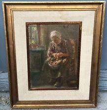 Gorgeous, Bernard Pothast (1882-1966) (Attributed) Dutch Painter - Oil on Wood