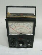 Simpson 260 Series 6xlp Overload Protected Volt Ohm Multimeter Heavy Wear