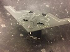 ATLAS EDITIONS - NORTHROP GRUMMAN B-2 SPIRIT FLYING WING BOMBER - AIRCRAFT BNIB.