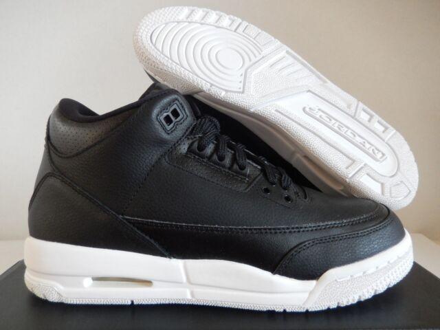 huge selection of 083ea bec3f Nike Air Jordan 3 Retro BG Youth Basketball Shoes Size 5y 398614 020