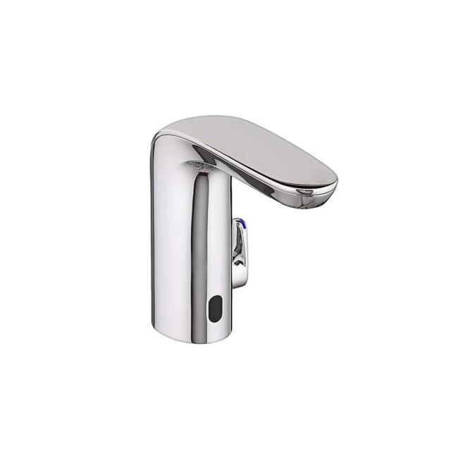 Chrome American Standard 6056.205.002 0.5 GPM Innsbrook Electronic Proximity AC Powered Bathroom Faucet