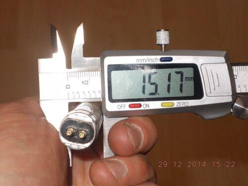 Tube L8W//25 L 8W//25 15 16 17 mm dick 30 30,1 30,2 cm lang 8 w NeonRöhrchen Lampe
