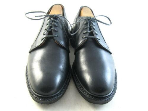 """Allen Edmonds """"BADLANDS"""" Oxfords 9 D  Black   (116"""