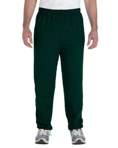 Gildan Heavy Blend 50//50 Sweatpants NO Pocket Sweatpants S-2XL 18200-G182