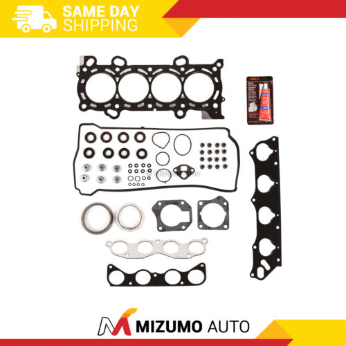 Head Gasket Set Fit 04-09 Acura TSX Honda Accord CR-V 2.4 DOHC K24Z1 K24A2 K24A8