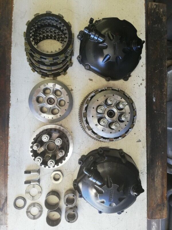 YAMAHA R6 spares [2006 up]