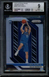 LUKA-DONCIC-2018-19-PANINI-PRIZM-280-BGS-9-MINT-ROOKIE-SILVER-PRIZMS-RC-FC3927