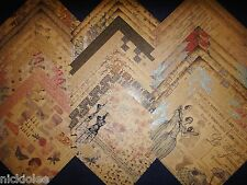12x12 Scrapbook Cardstock Paper Kraft Haberdashery Victorian Vintage Collage 40