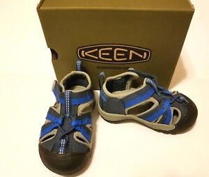 Keen-Sandals-size-5-toddler-boy-girl-Venice-H2-Midnight-Blue-NEW