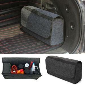 Trunk Cargo Organizer Foldable Caddy Storage Collapse Bag Bin fit Car Truck SUV
