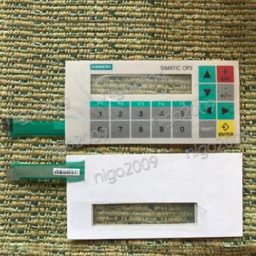 for SIEMENS SIMATIC OP3 6AV3503-1DB10 Membrane Keypad 1 Year Warranty