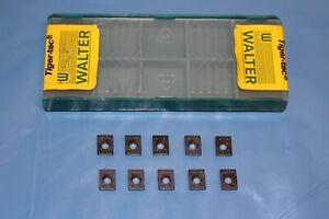 10 Walter Lpgw070304r A57 Wak15 Wendeplatten Wendeschneidplatten Lpgw 0703 +19% Chaud Et Coupe-Vent