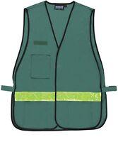 Erb 61703 Green Cert Safety Vest