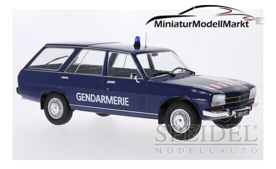 18036 - McG peugeot 504 break-azul-Gendarmería - 1976 - 1 18 f8985f