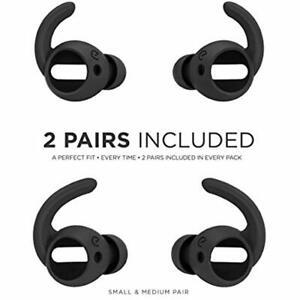 Earbuddyz Ultra Hooks And Covers Compatible With Apple Airpods 1 2 Or Earpods Ebay