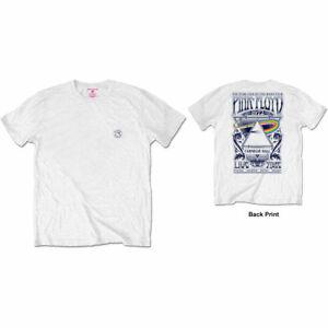 Pink-Floyd-Carnegie-Hall-Official-Merchandise-T-Shirt-M-L-XL-Neu