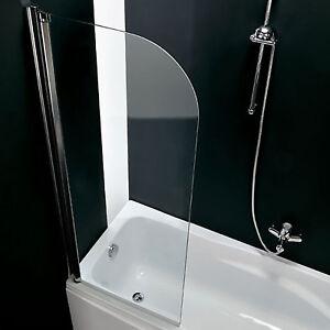 Anta per vasca da bagno girevole 67 cm parete sopravasca - Vasca da bagno in vetro ...