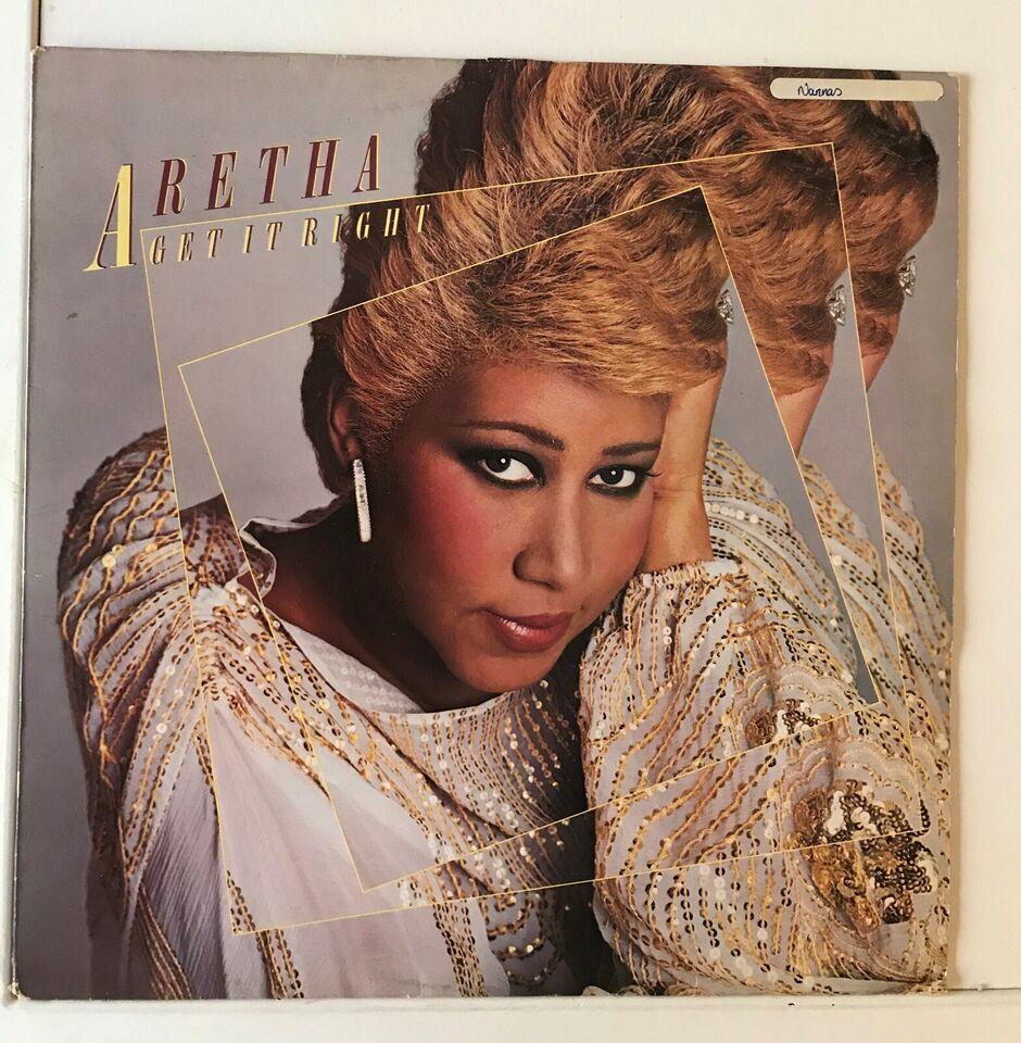LP, Aretha Franklin, Andet