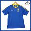 thumbnail 1 - Brasil Football Shirt Nike L Large Away Soccer Jersey Brazil CBF 2010 2011 E24