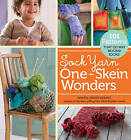 Sock Yarn One-Skein Wonders by Judith Durant (Paperback, 2010)