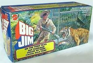 BIG-JIM-CACCIA-ALLA-TIGRE-039-74-9918-NEW-REPROBOX-versione5-750g-PERFECT