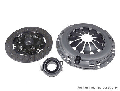 SMART FORFOUR 454.030 1.1 Clutch Kit 3pc Cover+Plate+Releaser 04 to 05 Manual