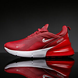 Men-039-s-Sneakers-270-Flyknit-Outdoor-Athletic-Running-Air-Cushion-Jogging-Shoes-46