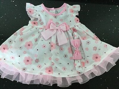 ❤️Little Christening Ruffle Knickers Pants Lace Frilly Jazziejems Boutique