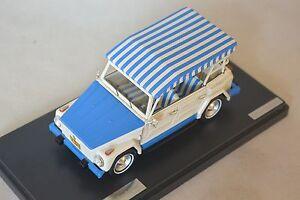 Matrix Max32105-041 - Volkswagen Thing Édition Acapulco Blanc / Bleu 1979 1/43