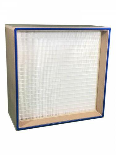 Aixfilter schwebstofffilter h13 610 x 610 x 292 mm para Kemper, Teka 150-h1361061