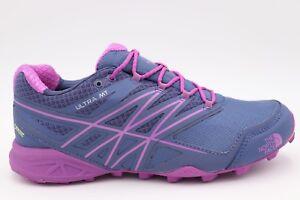 The Face New Running Ultra North Vibram Mt Womens Gore tex Trail Gtx Shoes Box rqpra5x7
