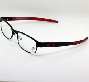 07e194312c Image is loading Red-Frames-Titanium-Eyeglasses-Eyewear-RX-Carbon-Plate-