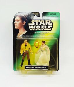 KENNER STAR WARS PRINCESS LEIA AND LUKE SKYWALKER Nuevo JAPÓN Princess Leia Col