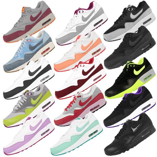 Nike Air Max 1 Zapatos señora para zapatillas running premium vintage essential 90 95 97