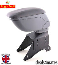 Grey Universal Armrest Arm Rest Console fit car van bus New