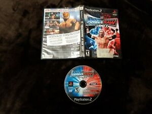 WWE-SmackDown-VS-Raw-2007-Sony-PlayStation-2-PS2-tested-good-condition