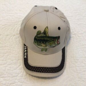 Bass Embroidered O C outdoor Baseball cap one size fits most