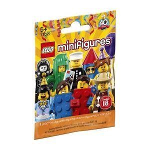 LEGO-SERIES-18-Minifigures-71021-Choisissez-votre-lego-Minifigure