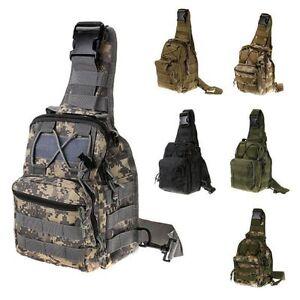 Tactical-Bag-Molle-Hiking-Bags-Sports-Bag-Chest-Body-Sling-Shoulder-Backpack