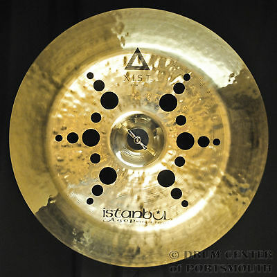 istanbul agop xist ion china cymbal 18 video demo ebay. Black Bedroom Furniture Sets. Home Design Ideas